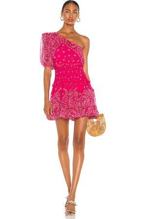 ROCOCO SAND Romani Mini Dress in .
