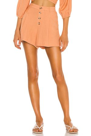 L*Space Vista Short in Nude.