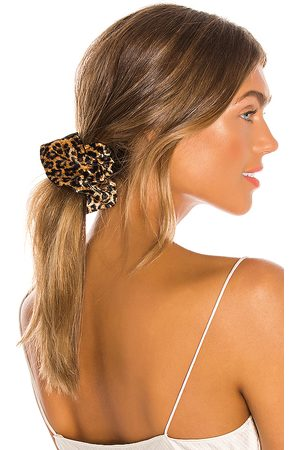 8 Other Reasons All Good Scrunchie in Brown.