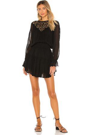 Karina Grimaldi Anabelle GGT Embellished Mini Dress in .
