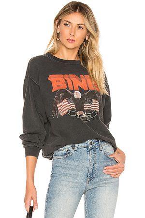 ANINE BING Vintage Bing Sweatshirt in .