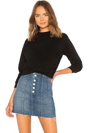 Cotton Citizen Milan Cropped Sweatshirt in .