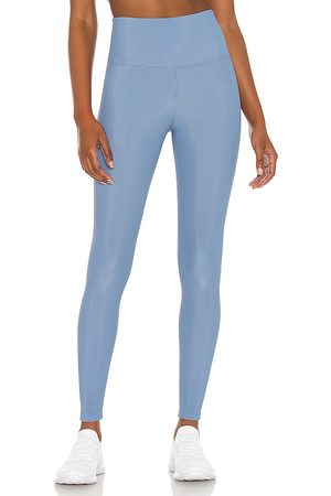 Beach Riot Ayla Legging in Baby Blue.