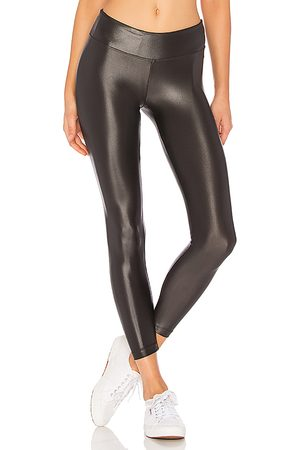 Koral Lustrous Legging in Charcoal.
