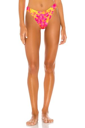 Lovers + Friends Women Bikinis - Kolbie Bottom in Pink.