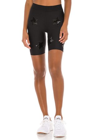 ULTRACOR Aero Lux Knockout Short in Black.