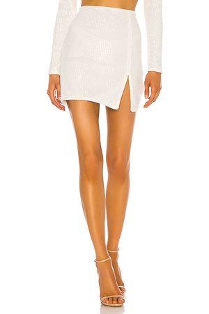 Michael Costello X REVOLVE Sierra Mini Skirt in .