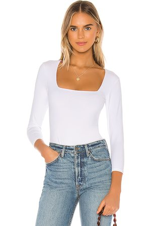 Free People Truth Or Square Bodysuit in .
