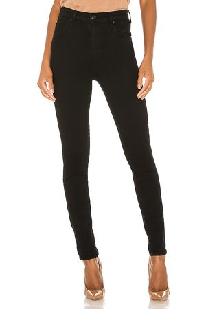 Citizens of Humanity Chrissy Luxe Touch Sculpt High Rise Skinny.