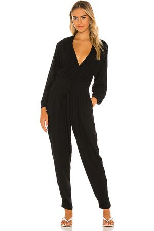 Indah Gianyar Pleated Jumpsuit in .