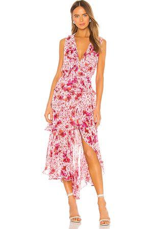 MISA X REVOLVE Ilona Dress in Pink.