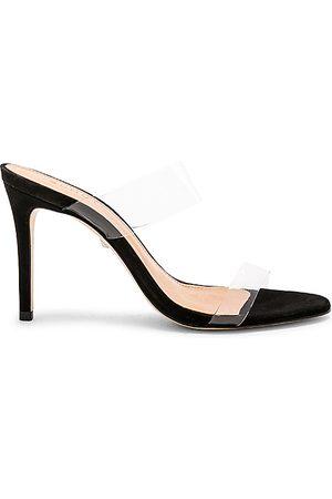 Schutz Ariella Heel in Black.