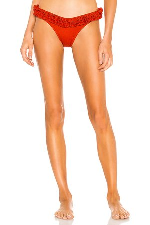 lovewave The Andrea Bottom in Red.