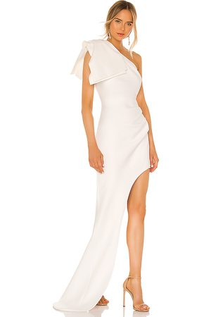 Bronx and Banco Stella Bridal Gown in .