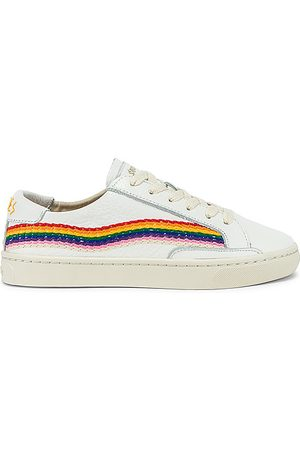 Soludos Rainbow Wave Sneaker in .