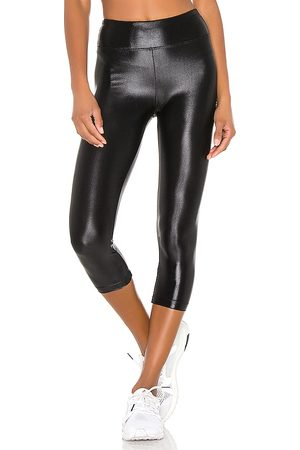 Koral Lustrous High Rise Capri in .