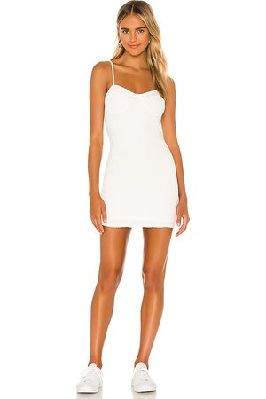 MAJORELLE Women Party Dresses - Halle Bustier Dress in .
