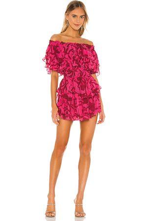 MISA Women Party Dresses - Isella Dress in Pink.