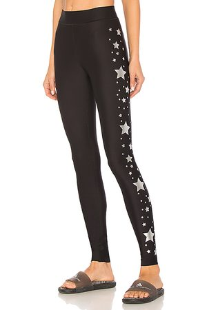 ULTRACOR Stellar Leggings in Black.