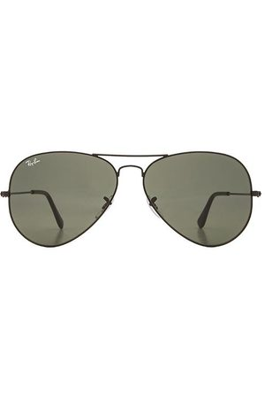 Ray-Ban Women Aviators - Aviator II Large in .