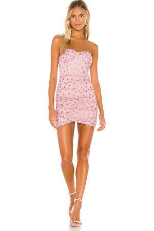 superdown Fifi Mesh Mini Dress in .