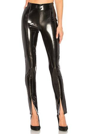 BLANK NYC Patent Legging in Black.
