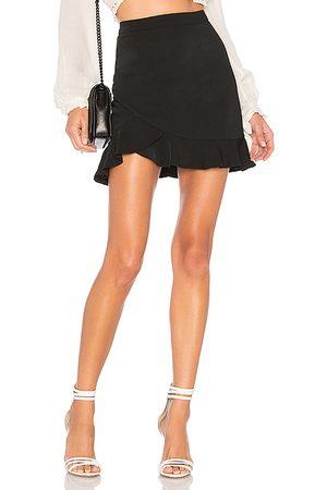 superdown Milan Ruffle Mini Skirt in .