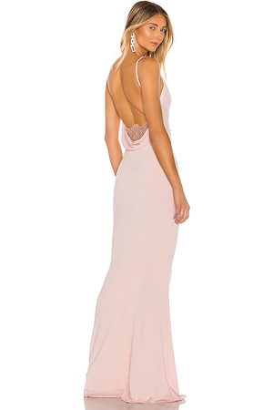 Katie May Surreal Dress in Blush.