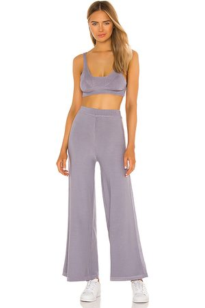 Free People Show Off Set in Lavender.