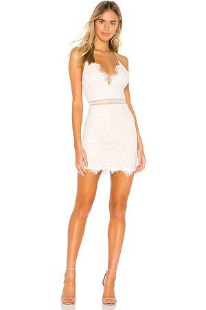 superdown Remi Lace Mini Dress in .