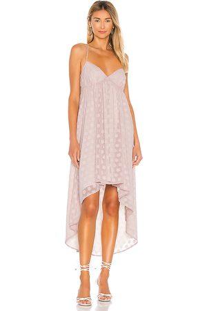 LPA Fiona Dress in Blush.