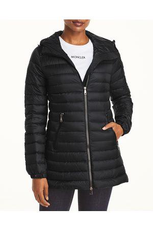 Moncler Women Puffer Jackets - Ments Hooded Down Puffer Coat