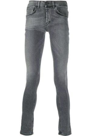 Dondup Men Skinny - Faded skinny jeans - Grey