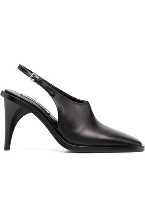 Jil Sander Sling-back buckle-fastening pumps