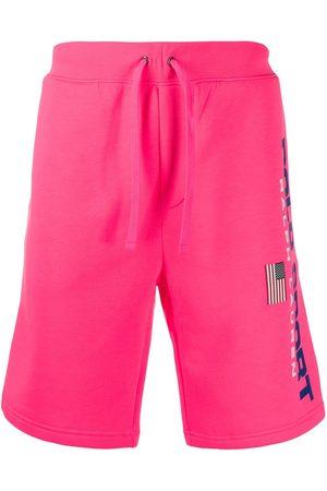 Polo Ralph Lauren Men Shorts - Logo-print track shorts