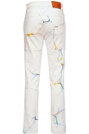 Stella McCartney Women Boyfriend Jeans - Eco Denim Skinny Boyfriend Jeans