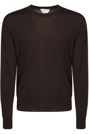 Bottega Veneta Men Sweaters - Light Wool Knit Sweater