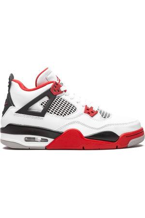 Nike TEEN Air Jordan 4 Retro sneakers