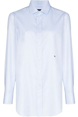 HommeGirls Cotton button-up shirt