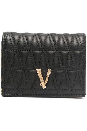VERSACE Virtus folded wallet