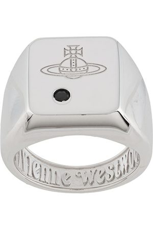 Vivienne Westwood Engraved signet ring