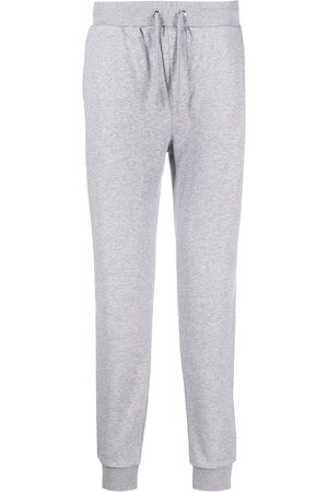 Karl Lagerfeld K embroidery track pants - Grey
