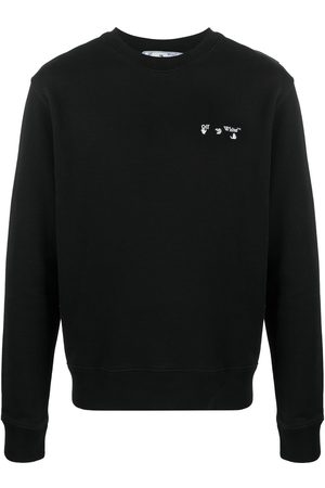 OFF-WHITE Chest logo-print sweatshirt
