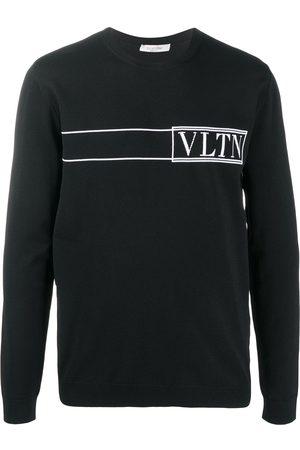 VALENTINO Intarisa-knit logo jumper