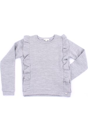 MISS GRANT COUTURE Crewneck Girls Grey