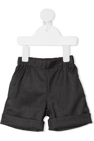LA STUPENDERIA Slip-on shorts - Grey
