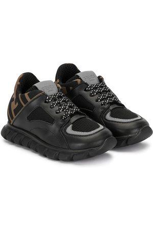 Fendi Monogram print sneakers