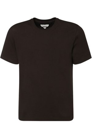 Bottega Veneta Men T-shirts - Light Cotton Jersey T-shirt