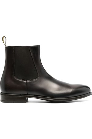 Doucal's Almond-toe Chelsea boots