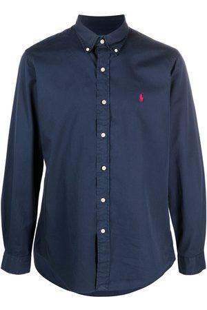 Polo Ralph Lauren Men Shirts - Embroidered logo shirt